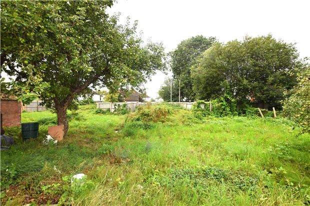Property for sale in Land For Sale (with planning permission) , Norfolk Avenue, CHELTENHAM, GL51 8DD