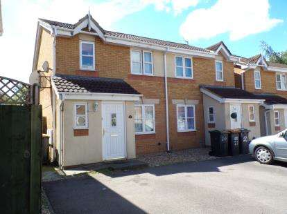 3 Bedrooms Semi Detached House for sale in Armstrong Drive, Bedford, Bedfordshire