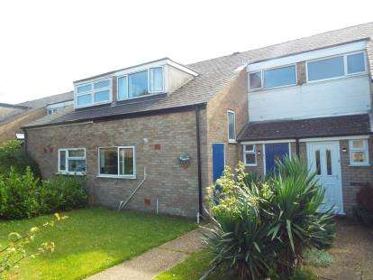 3 Bedrooms Terraced House for sale in Lannock, Letchworth Garden City, Hertfordshire, England