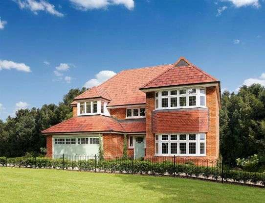 4 Bedrooms Detached House for sale in Carey Fields, Moulton, Northampton NN3 7RF