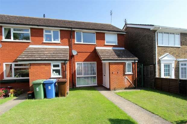 3 Bedrooms End Of Terrace House for sale in London Road, Sittingbourne, Kent
