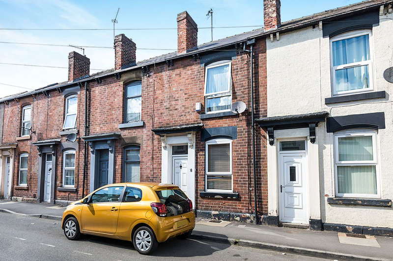 2 Bedrooms Property for sale in Taplin Road, Sheffield, S6