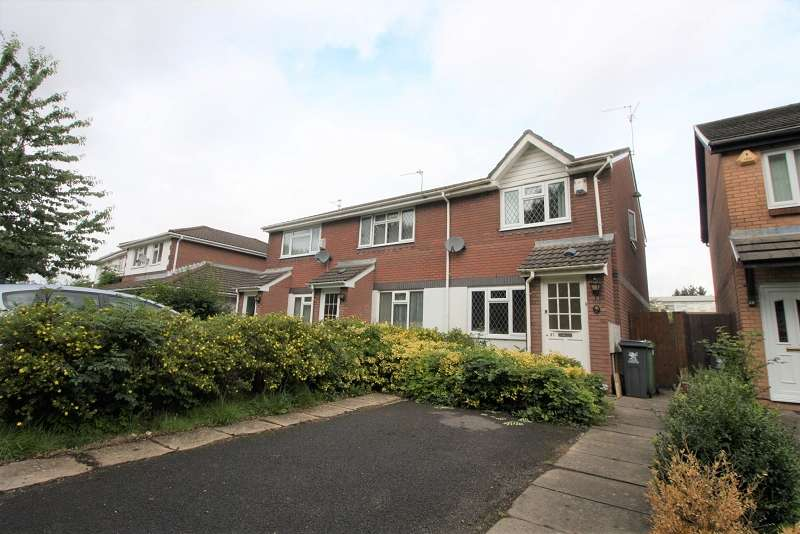 2 Bedrooms Property for sale in Hammond Way, Penylan, Cardiff. CF23 9BB