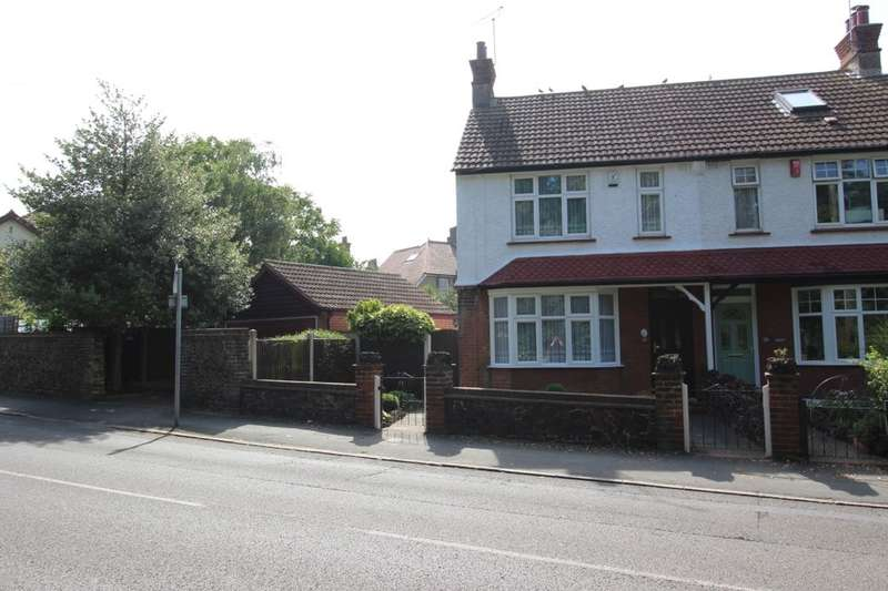 3 Bedrooms Semi Detached House for sale in St. Peters Park Road, Broadstairs, CT10