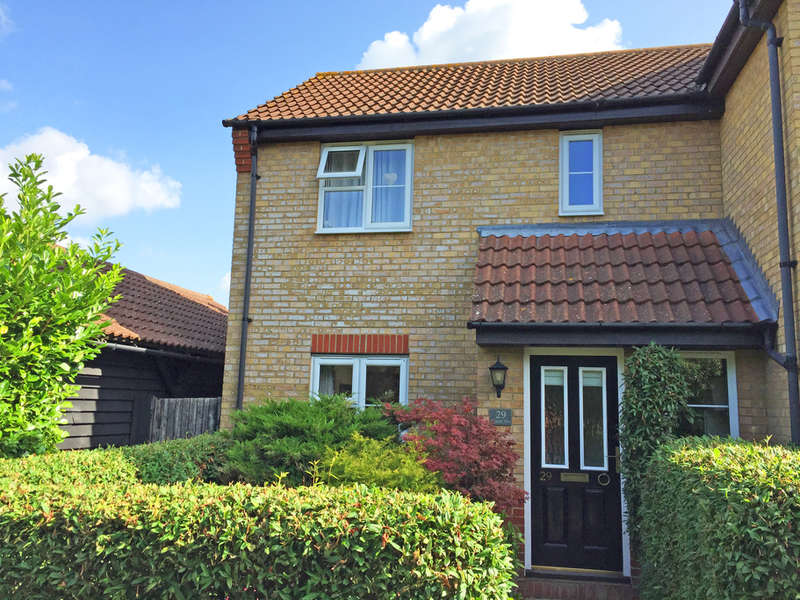 2 Bedrooms Semi Detached House for sale in Hidcote Way, Great Notley, CM77