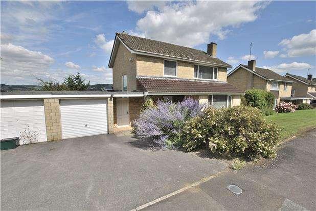 4 Bedrooms Detached House for sale in Hantone Hill, Bathampton, BATH, Somerset, BA2 6XD