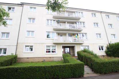 2 Bedrooms Flat for sale in Crowlin Crescent, Glasgow