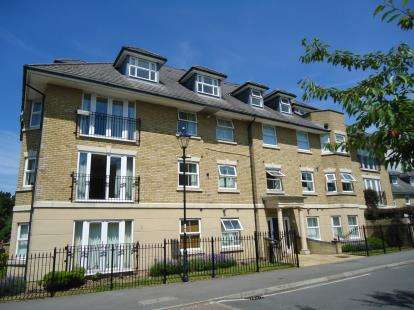 2 Bedrooms Flat for sale in Marshall Square, Banister Park, Southampton
