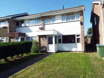 3 Bedrooms End Of Terrace House for sale in Hill Head, Fareham, Hampshire