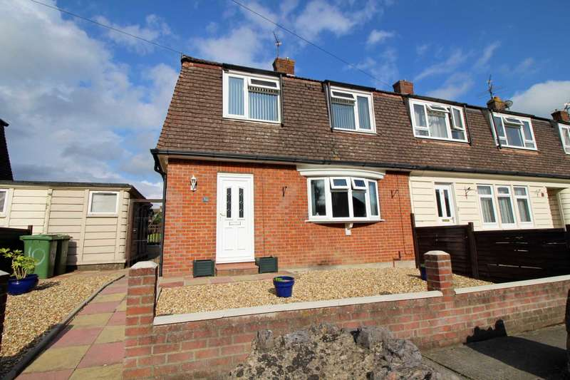 3 Bedrooms End Of Terrace House for sale in Lower Keyford, Frome