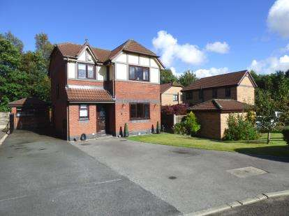 3 Bedrooms Detached House for sale in The Gables, Cottam, Preston, Lancashire