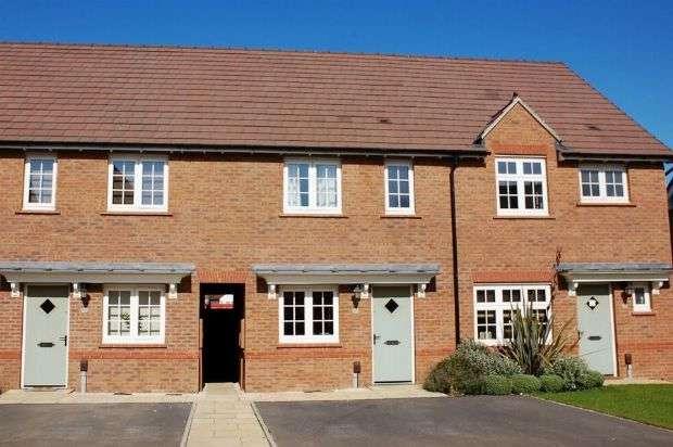 3 Bedrooms Terraced House for sale in Moorbridge Road, Moulton, Northampton NN3 7AA