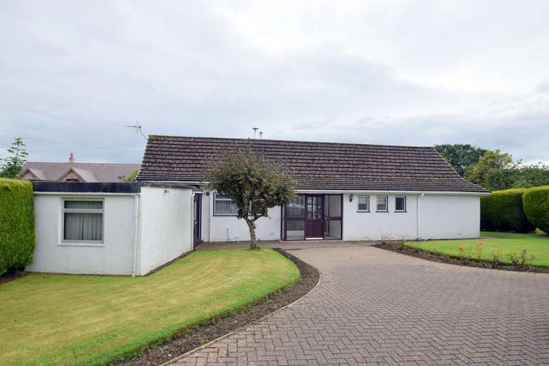 3 Bedrooms Detached Bungalow for sale in Ty Gwyn, Pen-Y-Fai, Bridgend, Bridgend County Borough, CF31 4LS.