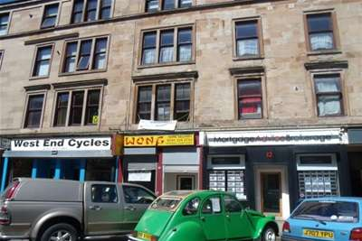 2 Bedrooms Flat for rent in Chancellor Street, Partick