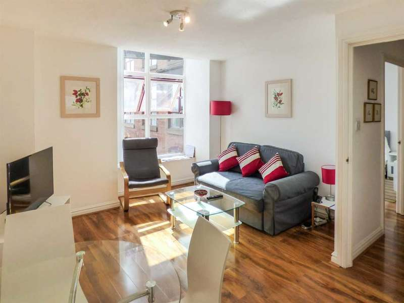 1 Bedroom Apartment Flat for sale in Victoria Mill, 10 Vickers Street, Manchester