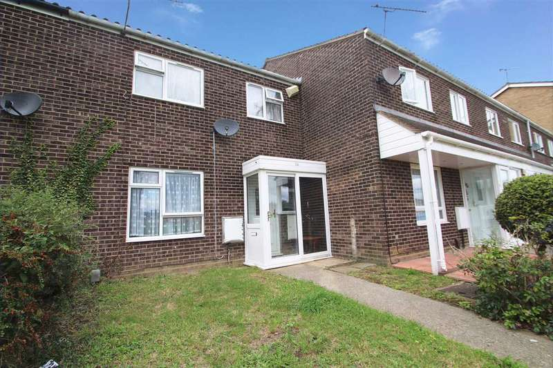 3 Bedrooms Terraced House for sale in Iris Close, Ipswich