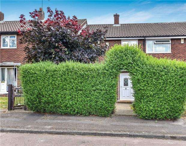3 Bedrooms Terraced House for sale in Wordsworth Road, Slough