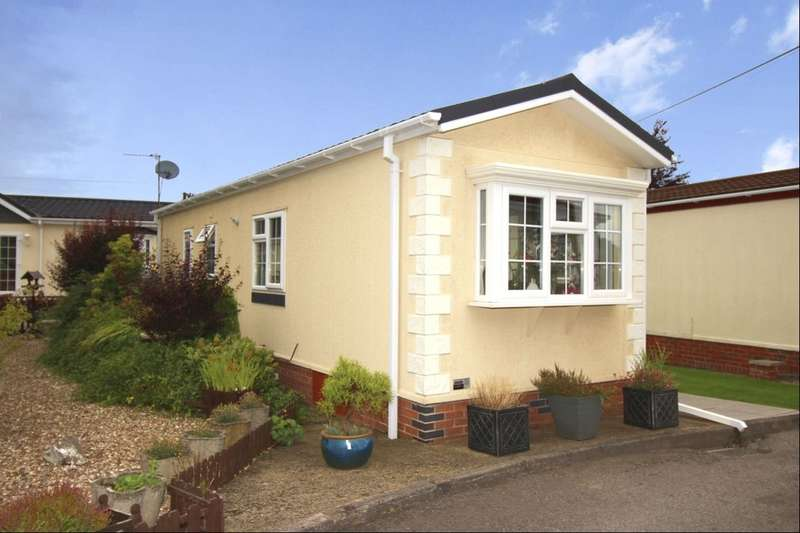 2 Bedrooms Detached Bungalow for sale in St. Christophers Park St. Christophers Road, Ellistown, Coalville, LE67