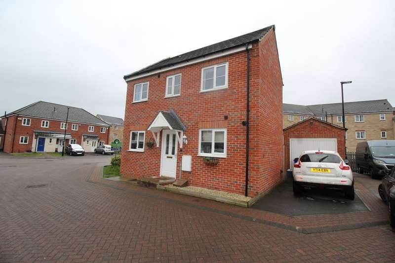 3 Bedrooms Semi Detached House for sale in Ecclesfield Court, Ecclesfield, Sheffield, S35