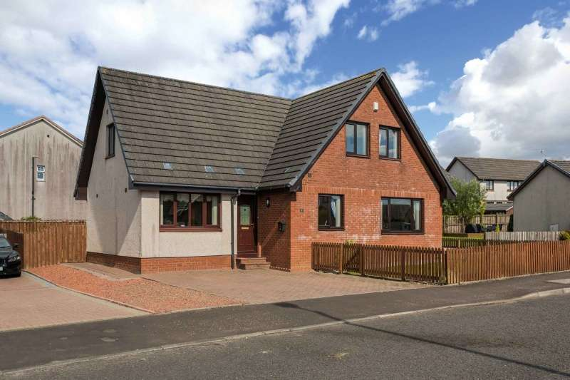 4 Bedrooms Detached House for sale in Penders Wynd, Cumnock, KA18 3BS
