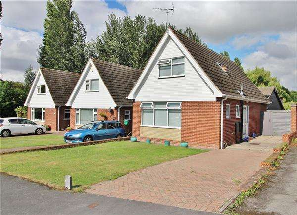 2 Bedrooms Property for sale in Chestnut Close, Bottesford, Nottinghamshire