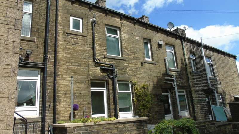 2 Bedrooms Terraced House for sale in Halifax Road Calderdale