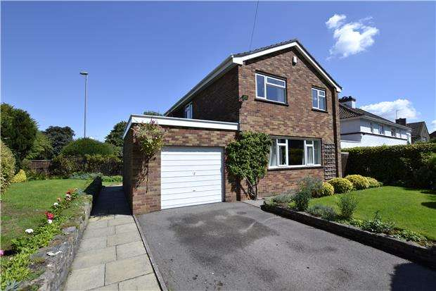 4 Bedrooms Detached House for sale in Hallen Close, Bristol, BS10 7QZ