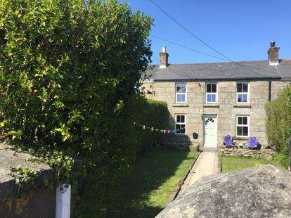 3 Bedrooms Terraced House for sale in Bojewyan, Pendeen, Penzance