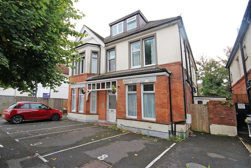 Studio Flat for sale in Argyll Road, Bournemouth