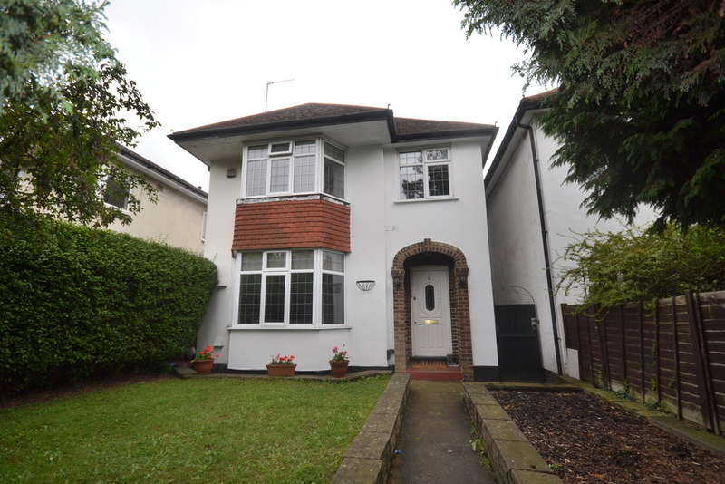 4 Bedrooms Detached House for sale in Colne Way, Watford