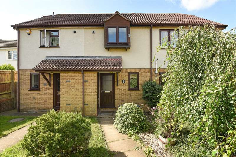 2 Bedrooms Terraced House for sale in Anderson Close, Harefield, Middlesex, UB9
