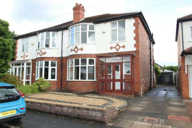 3 Bedrooms Semi Detached House for sale in Deane Avenue, Timperley