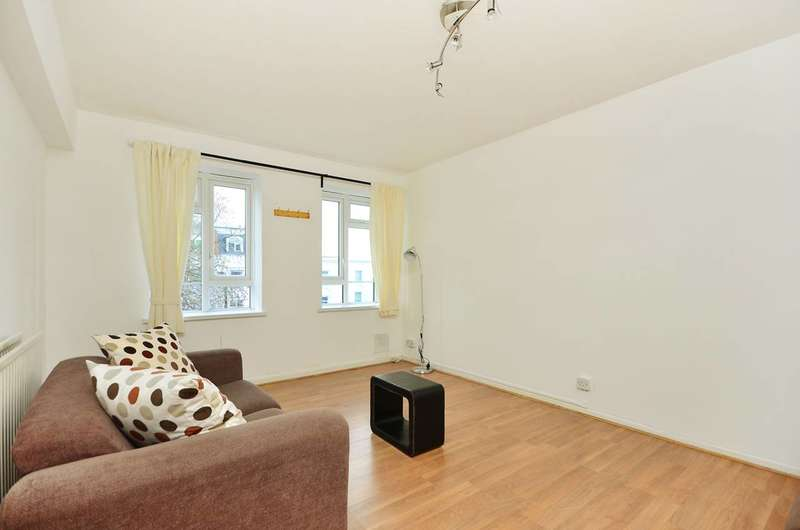 2 Bedrooms Flat for sale in Marmion House, Balham, SW12