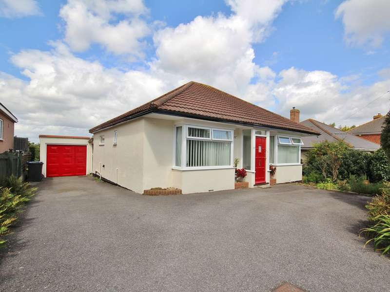3 Bedrooms Detached Bungalow for sale in St Marys Road, Poole, BH15