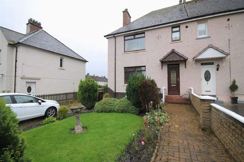 3 Bedrooms Terraced House for sale in Thrushbush Quadrant, Airdrie