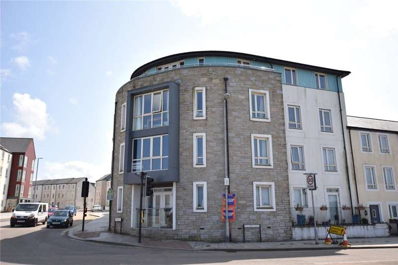 1 Bedroom Flat for sale in Vyvyan House, Kerrier Way, Camborne