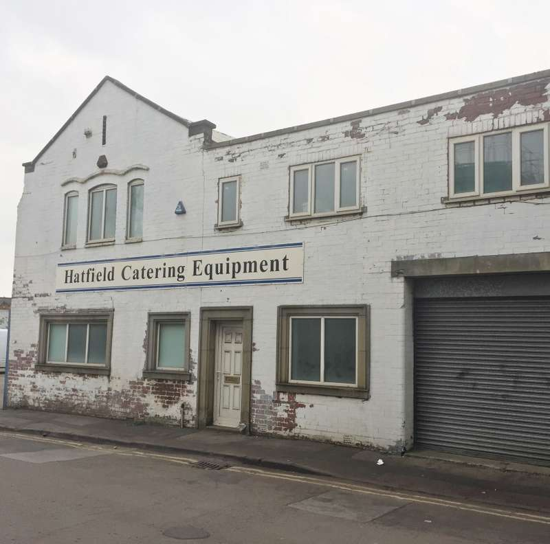 Commercial Property for sale in Foundry Street, Chesterfield, Derbyshire, S41 9AU