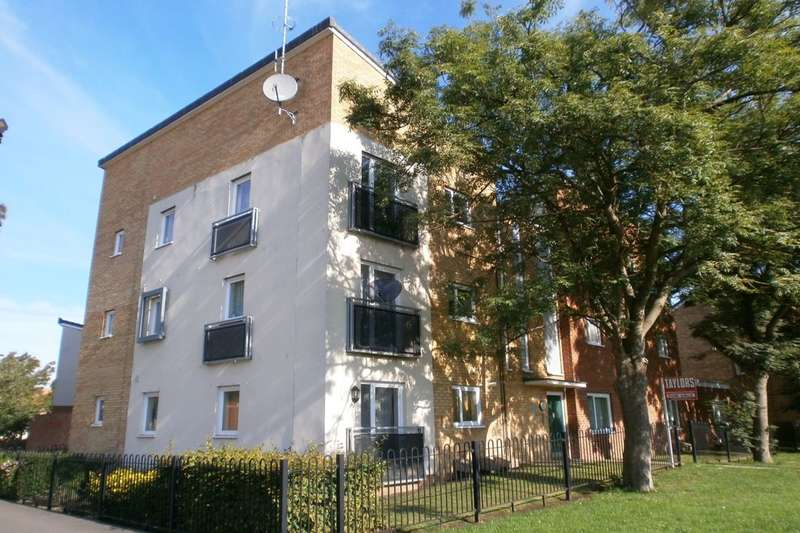 2 Bedrooms Flat for sale in London Road, Peterborough, PE2