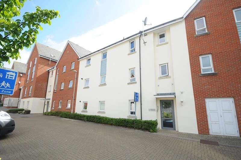 2 Bedrooms Flat for sale in Liberty Way, Poole