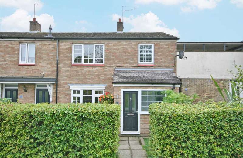 3 Bedrooms End Of Terrace House for sale in Leverstock Green