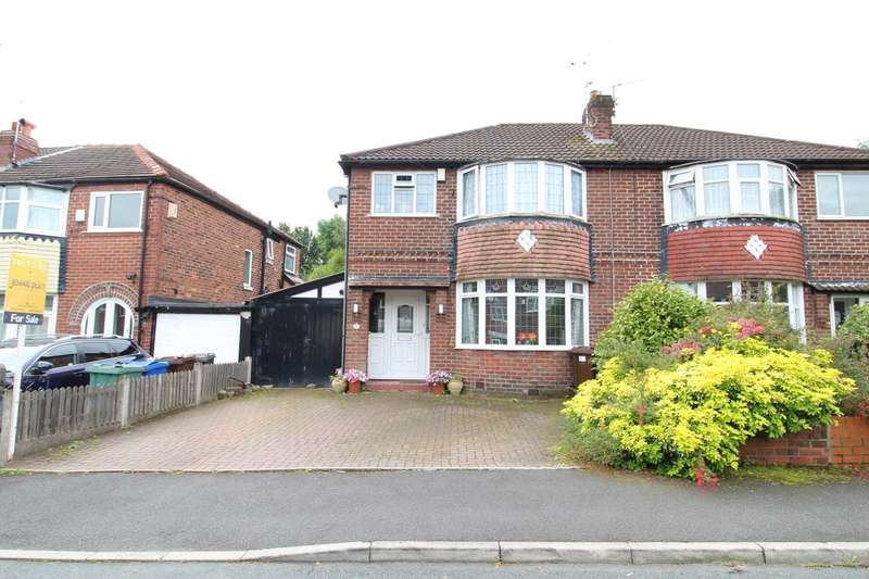 3 Bedrooms Semi Detached House for sale in Hilltop Avenue, Prestwich