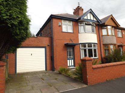 3 Bedrooms Semi Detached House for sale in Willoughby Drive, St. Helens, Merseyside, WA10