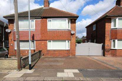3 Bedrooms Semi Detached House for sale in Gilberthorpe Street, Rotherham, South Yorkshire