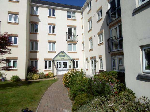 1 Bedroom Flat for sale in Maple Court, Plymstock, Plymouth, Devon