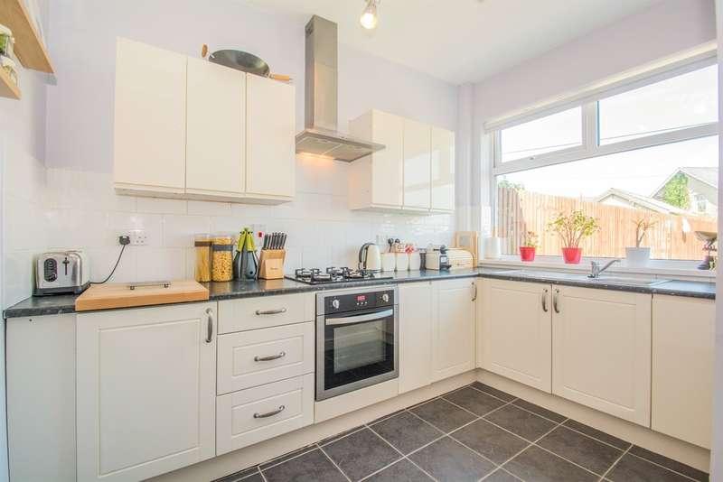 3 Bedrooms End Of Terrace House for sale in Clairwain, New Inn, Pontypool