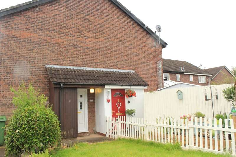 1 Bedroom End Of Terrace House for sale in Oakridge, Thornhill, Cardiff