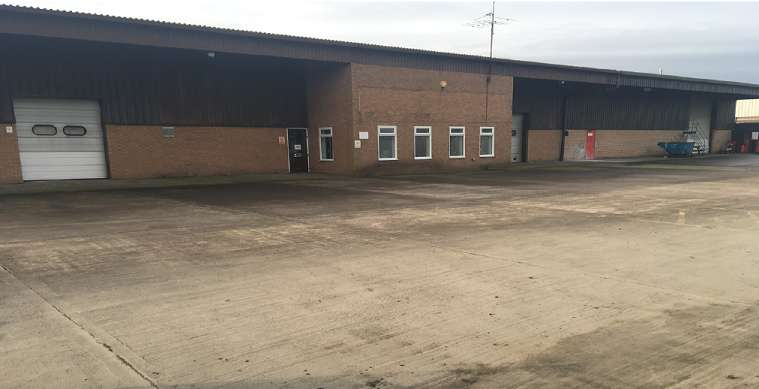 Light Industrial Commercial for rent in Unit 7, Kitty Brewster Industrial Estate, Ennerdale Road, Blyth