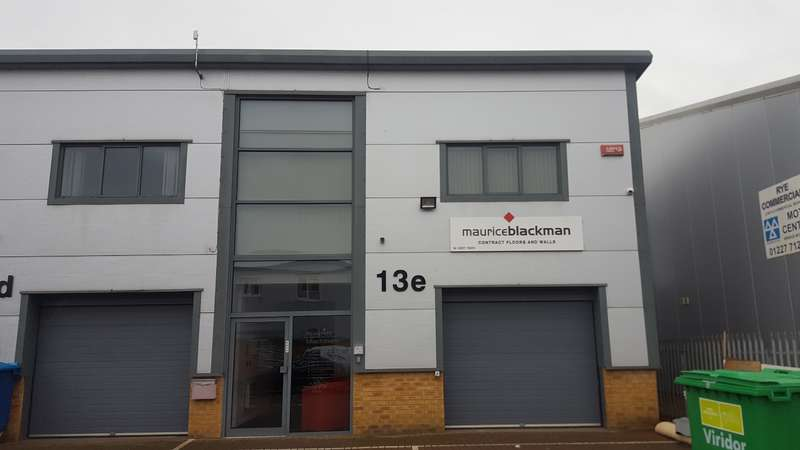 Light Industrial Commercial for rent in UNIT 13E MINERS WAY, Lakesview Business Park, Hersden, Canterbury