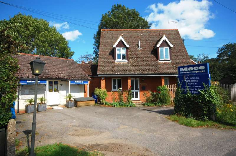 Commercial Development for sale in Bequia, Winchester Road, Upham, Winchester, SO32 1HD