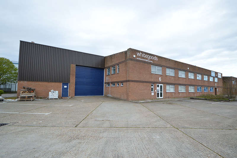 Warehouse Commercial for rent in Unit 6, Priory Industrial Park, Airspeed Road, Christchurch, BH23 4HD